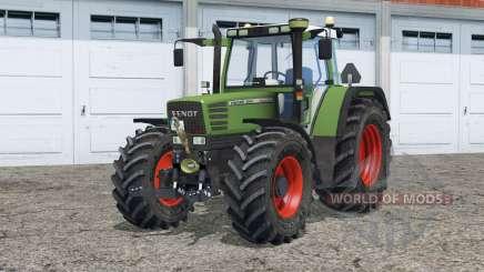 Fendt Favorit 515 C Turbomatik〡animierte Kotflügel für Farming Simulator 2015