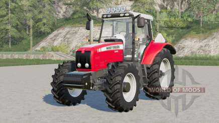 Massey Ferguson 6400 series pour Farming Simulator 2017