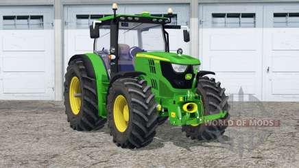 John Deere 6170R〡faltung vorderarm für Farming Simulator 2015