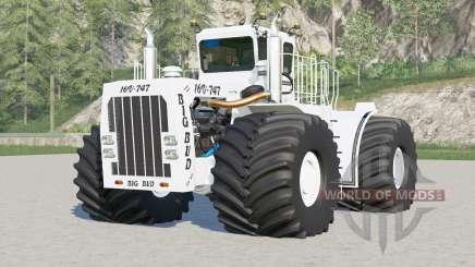 Big Bud 16V-747〡stroboskop für Farming Simulator 2017