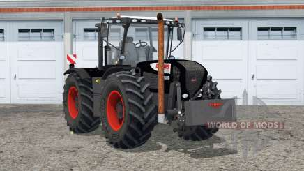 Claas Xerion 3800 Trac VC〡front pour Farming Simulator 2015