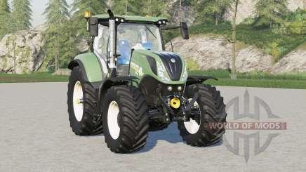 Nouvelle option de poids de 〡 hollande T7 ajoutée pour Farming Simulator 2017