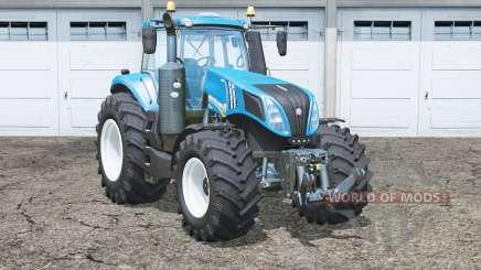 Neue Hollaꞥd T8.320 für Farming Simulator 2015