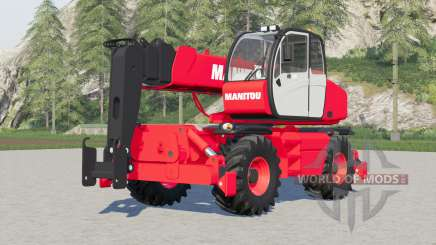 Manitou MRT 2150 pour Farming Simulator 2017