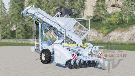 Grimme Rootster 604〡choice de capacité pour Farming Simulator 2017