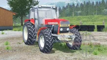 Ursus 1614〡 portes et fenêtre arrière pour Farming Simulator 2013