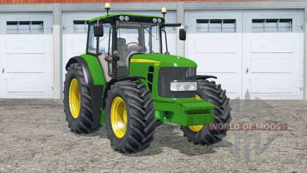 John Deere 6630 Ailes 〡 premium pour Farming Simulator 2015