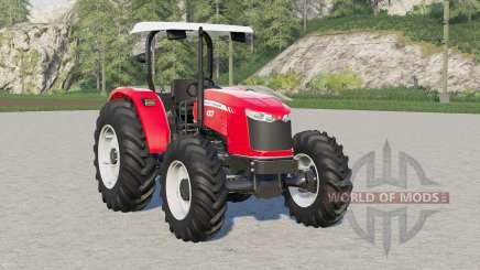 Massey Ferguson 4300 series pour Farming Simulator 2017