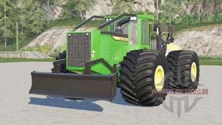 John Deere 948L-II〡zahlreiche Radkonfigurationen für Farming Simulator 2017