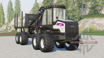 Logset 10F GT〡angepasster Kranbetrieb für Farming Simulator 2017