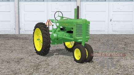John Deere Model A〡change roues pour Farming Simulator 2015