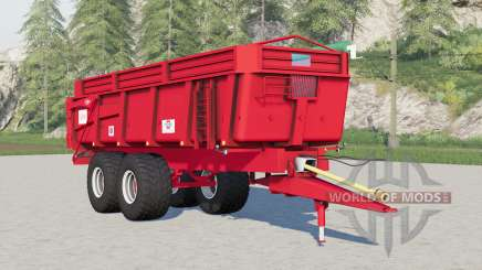 Delaplace tipper trailers für Farming Simulator 2017