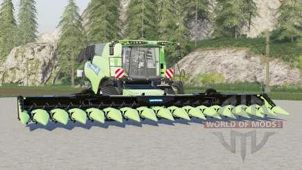 New Holland CR10.90 Attelage révélation〡trailer pour Farming Simulator 2017