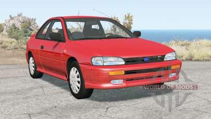 Subaru Impreza coupe (GC) 1995 pour BeamNG Drive