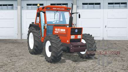 New Holland 110-90〡retroviseur fonctionnel für Farming Simulator 2015