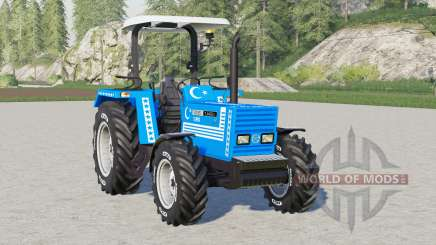 Tumosan 8000 Serie〡Farbe in Blau geändert für Farming Simulator 2017