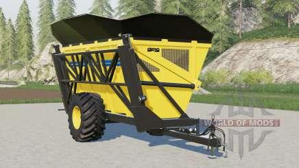 Oxbo high tip dump cart pour Farming Simulator 2017