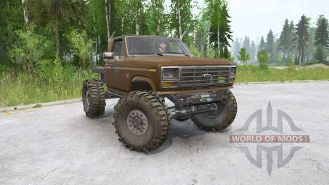 Ford F-150 Rockwell pour Spintires MudRunner