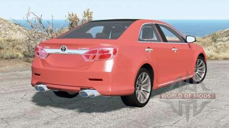 Toyota Camry (XV50) 2011 v2.0 pour BeamNG Drive