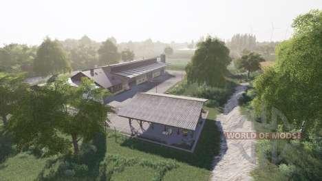 Krebach pour Farming Simulator 2017