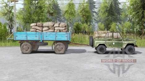Bandes-annonces 〡 UAS 469 pour Spin Tires