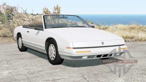 Soliad Wendover Convertible v1.1 pour BeamNG Drive