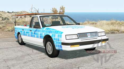 Bruckell LeGran Swimming Pool pour BeamNG Drive