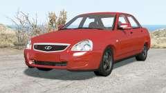 Lada Priora (2170) 2013 pour BeamNG Drive