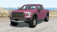 Ford F-150 Raptor 2017 pour BeamNG Drive
