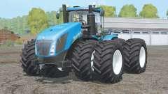 New Holland T9.700〡 choses mobiles dans la cabine pour Farming Simulator 2015