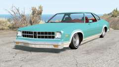 Bruckell Moonhawk Lowrider v0.1 pour BeamNG Drive