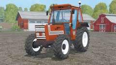 Fiat 880 DƬ pour Farming Simulator 2015
