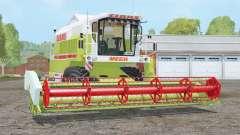 Claas Mega 200 Dominator〡animiertes Element für Farming Simulator 2015