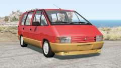 Renault Espace 2000 GTS (J11) 1984 für BeamNG Drive