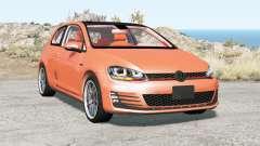 Volkswagen Golf GTI 3-door (Typ 5G) 2013 für BeamNG Drive