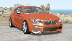BMW M2 Competition (F87) 201৪ für BeamNG Drive