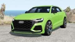 Audi RS Q8 2020 pour BeamNG Drive