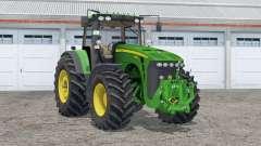 John Deere 8530〡 signes d'avertissement pour Farming Simulator 2015