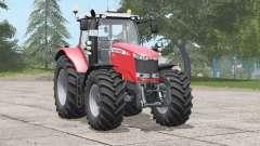 Configurations massey Ferguson 7700 〡 roue pour Farming Simulator 2017