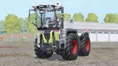 Claas Xerion 3800 Saddle Trac 2007 pour Farming Simulator 2015