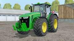 John Deere 8370R〡réaliste cam intérieur pour Farming Simulator 2015