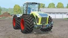 Claas Xerion 4500 Trac VȻ für Farming Simulator 2015