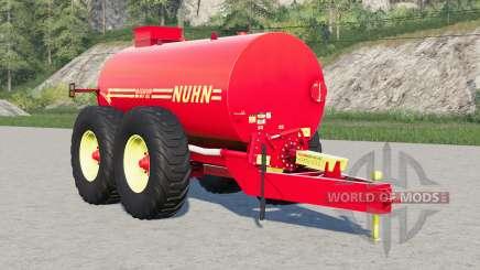 Nuhn Mugnum〡corrédique la largeur de travail de pulvérisation pour Farming Simulator 2017