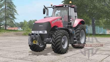 Tuyau d'échappement IH Magnum CVX〡animation pour Farming Simulator 2017