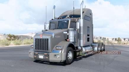 Antennes kenworth T800〡animées pour American Truck Simulator