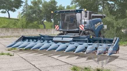 New Holland CR10.90〡scheiben getont pour Farming Simulator 2017