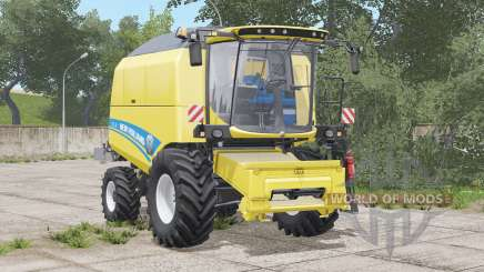 Nouvelle série Holland TC〡 utiliser n'importe quel coupeur pour Farming Simulator 2017
