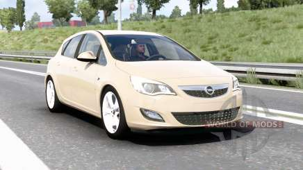 Opel Astra (J) 2010 v2.0 für Euro Truck Simulator 2