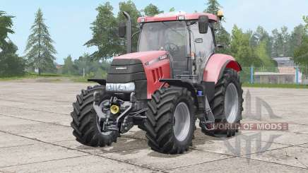 Boîtier IH Puma 100 CVX〡 avant suspendu pour Farming Simulator 2017