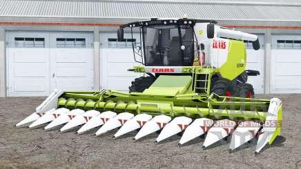 Claas Lexioɲ 750 pour Farming Simulator 2015